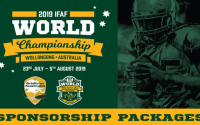 2019 World Championship Sponsorship Packages